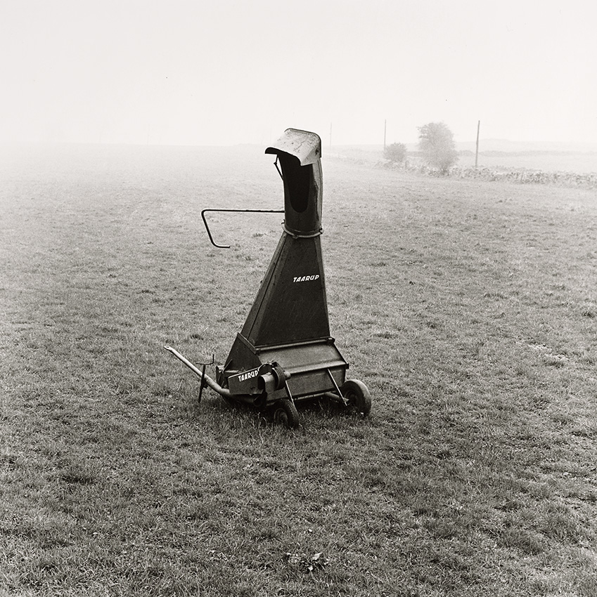 Forage Harvester, from Mobile Objects, On Land (1981)