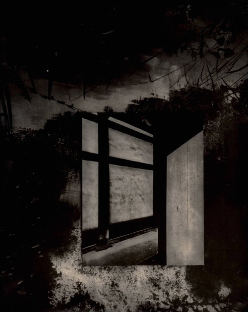 HH-N from the series Portals (2018)